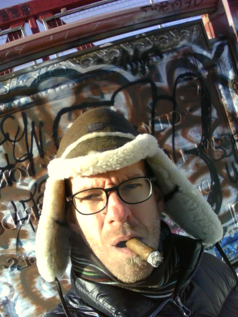 walking across nyc bridges in the dead of winter with a decent cigar is my favorite sport