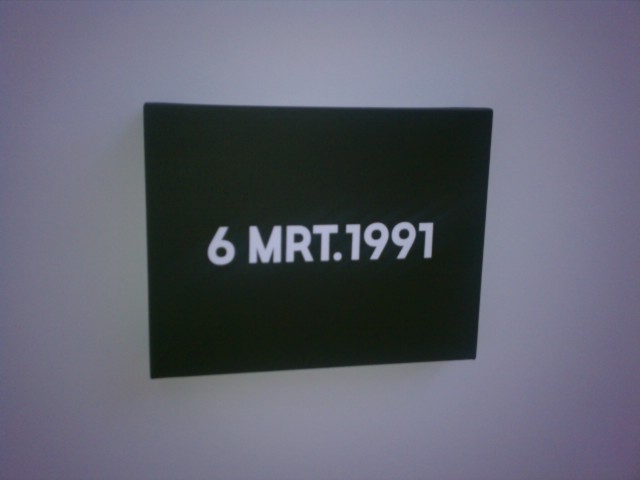 Mr. T was once on Kawara