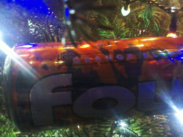 Orange Loko for Xmas