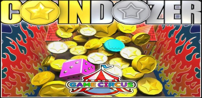 coin dozer is a swell mobile app game