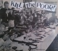 "scored an original 1984 ""kill the poor"" collage by punk artist winston smith"