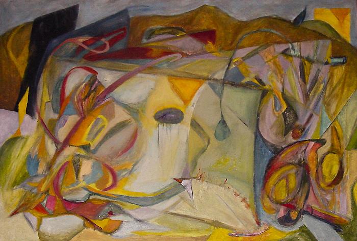 manifestation painting