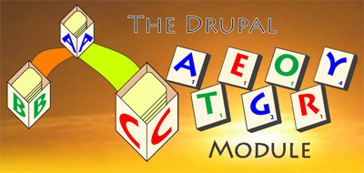 awesome drupal category module logo