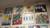 FINALLY got me some Steve Keene paintings! (Early Beatles and Beatles VI)