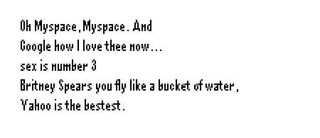 myspace_google_sex_britney_spears_yahoo