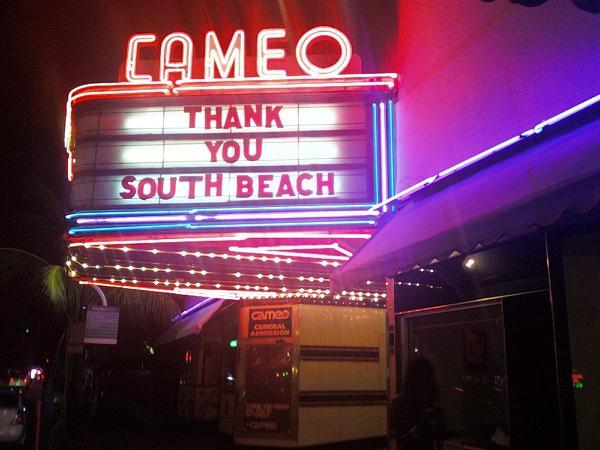 cameo theater miami south beach